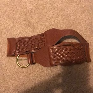 Accessories - Woven elastic belt